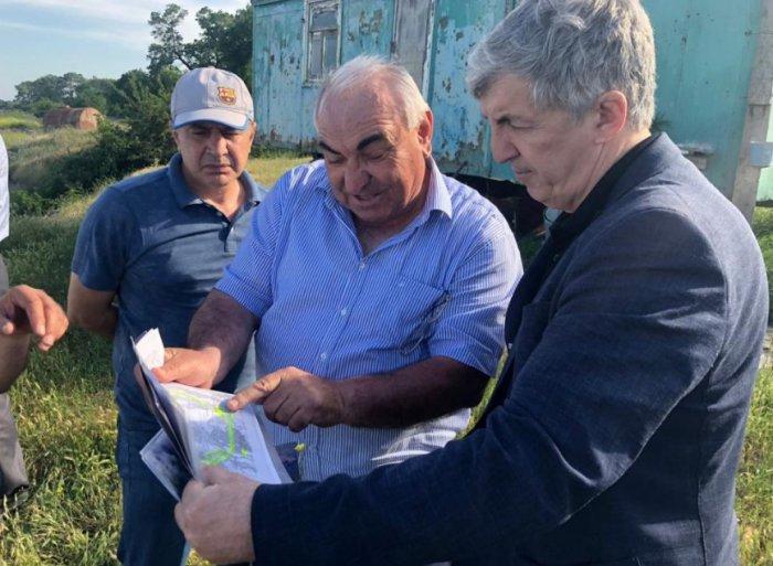 Глава Дербента обнародовал план водоснабжения города без ущерба Самурскому лесу