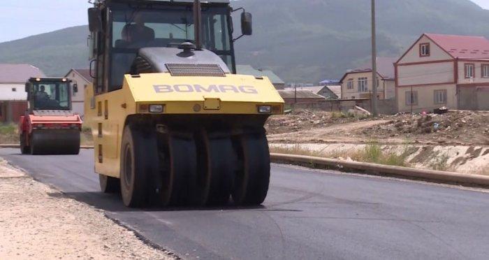 В Кизляре отремонтировано 8 км дорог