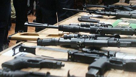 Житель Дагестана подозревается в незаконном обороте оружия